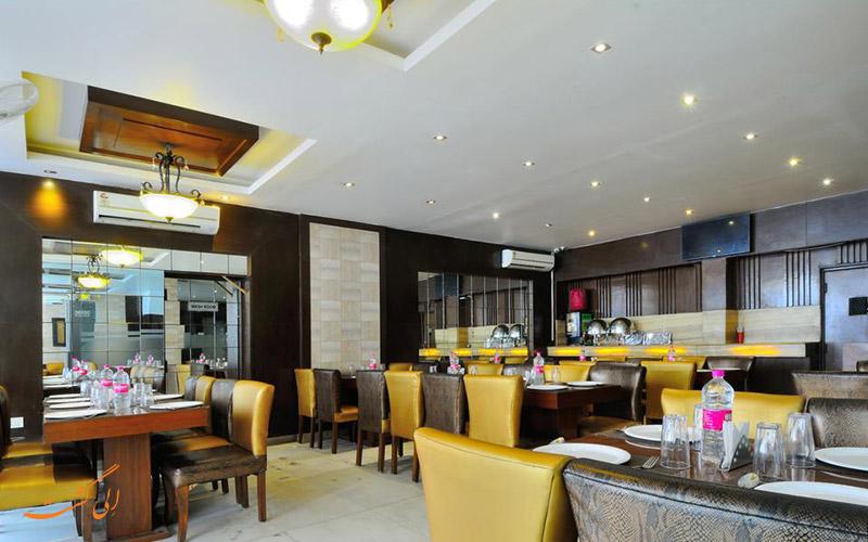 هتل د راج دهلی | رستوران