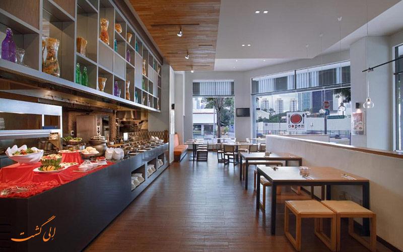 هتل ایبیس سنگاپور نونا | رستوران