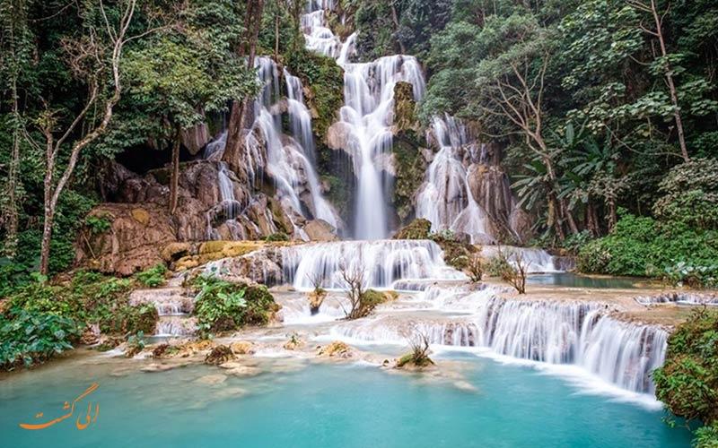 آبشار کوانگ سی