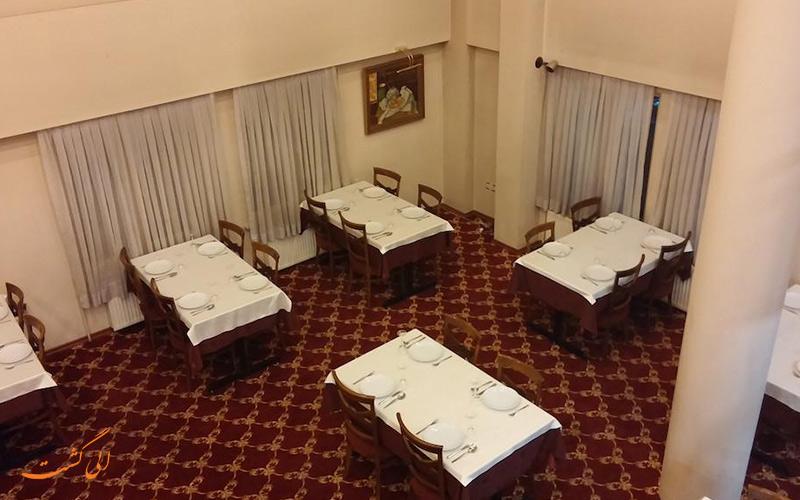 هتل اوزیلهان آنکارا | رستوران
