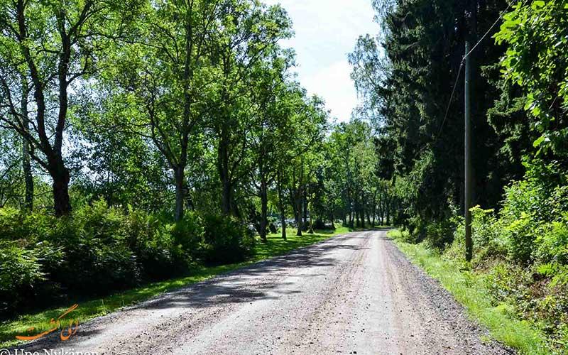 پارک شهری پوروو فنلاند