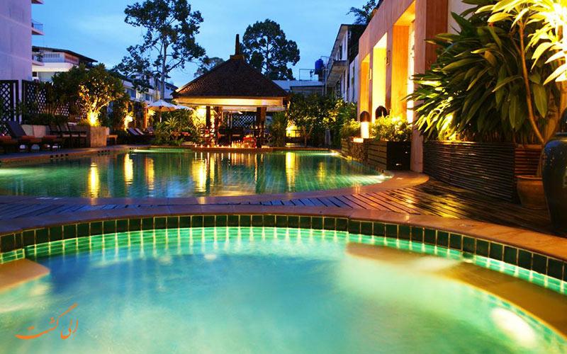 هتل سان بیم پاتایا | استخر
