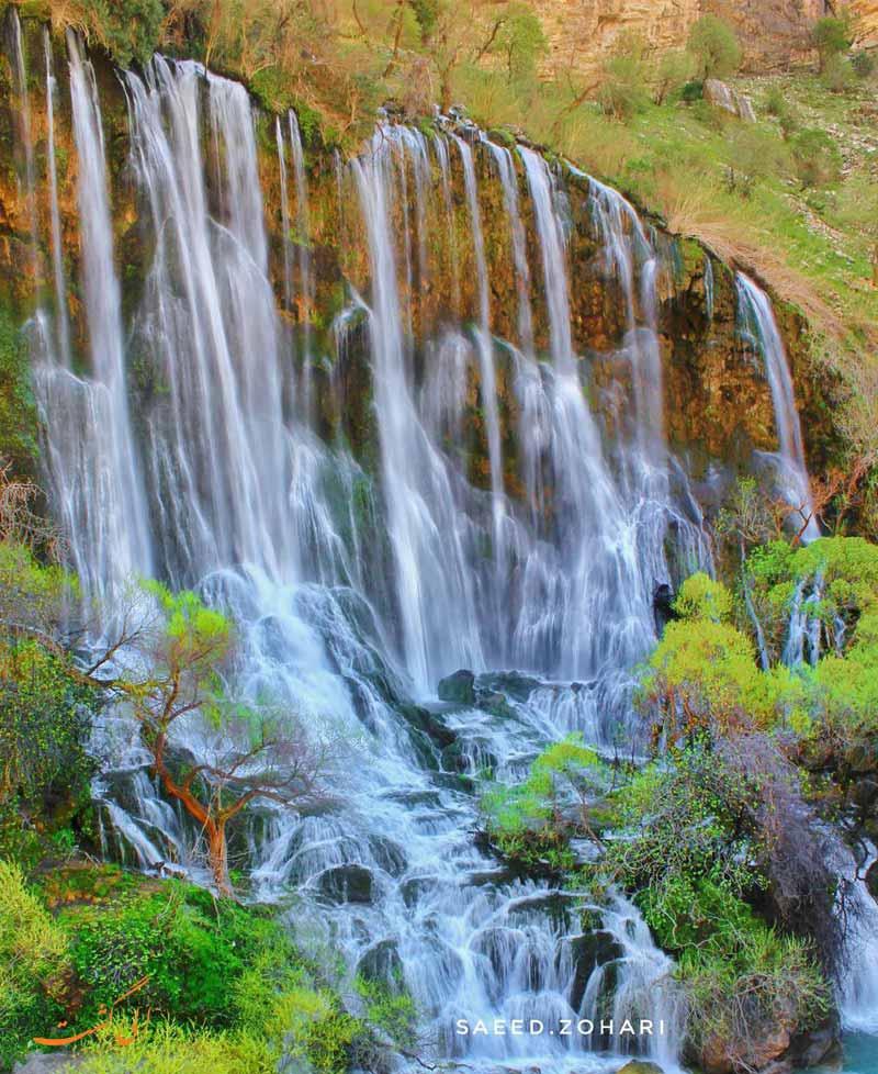 عکس آبشار شوی