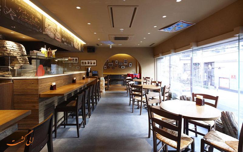 هتل د ب ایکه بوکورو توکیو | رستوران