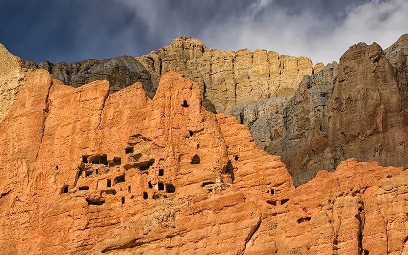 حفره های دست ساز نپال