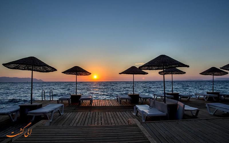 هتل کاریزما دلوکس