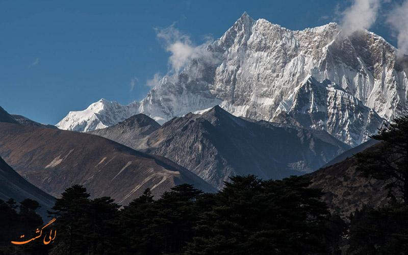 کوه گانگکهار پونزوم بوتان