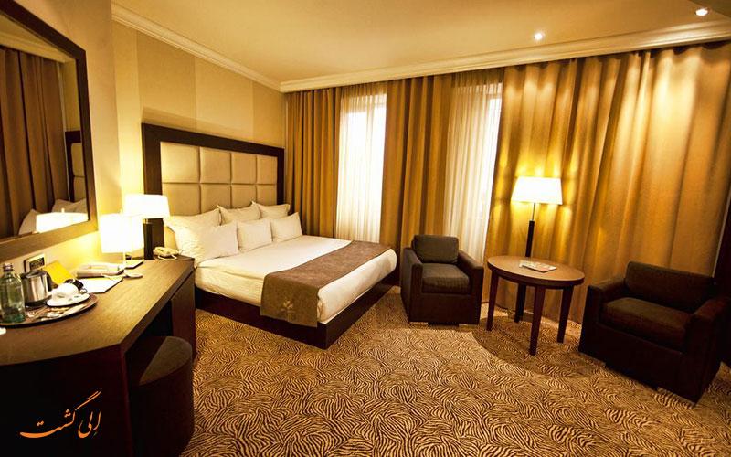هتل نشنال ایروان | اتاق