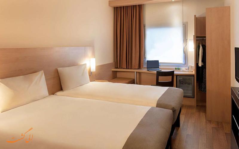 هتل ایبیس ازمیر آلسانکاک | اتاق تویین