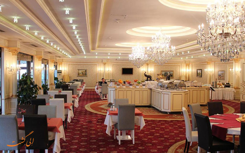 هتل مدرن باکو | رستوران