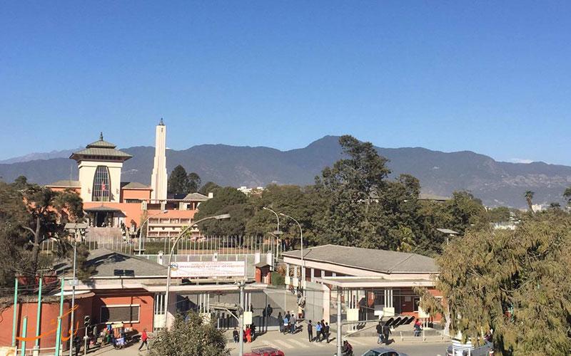 کاخ موزه نارایان هیتی نپال