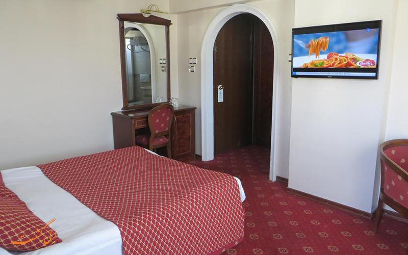 هتل اوزیلهان آنکارا | اتاق