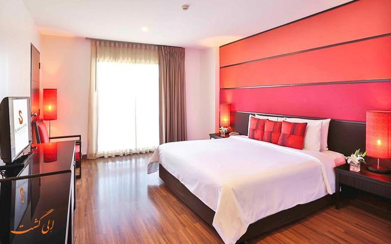 هتل سان بیم پاتایا | اتاق