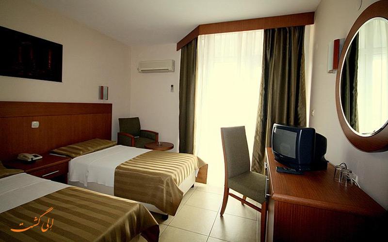هتل سورتل کوش آداسی | اتاق تویین