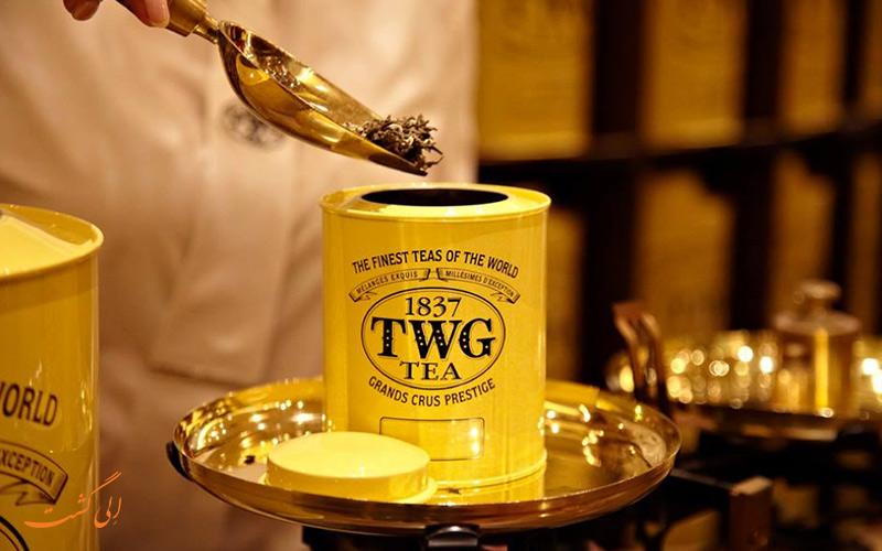 گیاه چای طلا