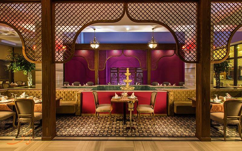 هتل آمارا سی لایت کوش آداسی | رستوران