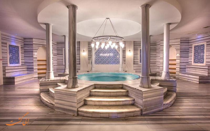 تفریحات هتل آریا کلاروس کوش آداسی