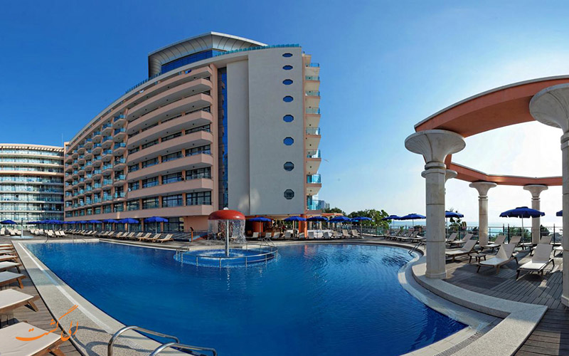 هتل 4 ستاره در وارنا
