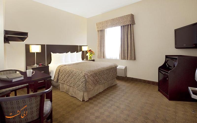 هتل کاناداز بست ولیو این تورنتو | اتاق
