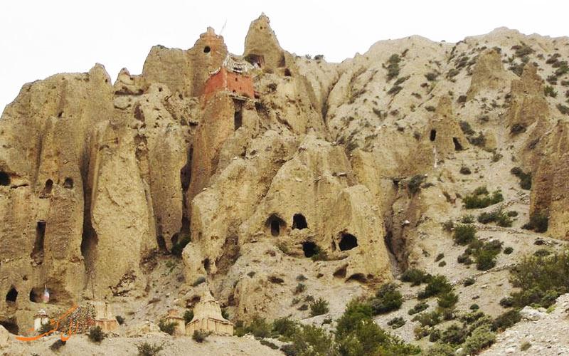 غار موستانگ