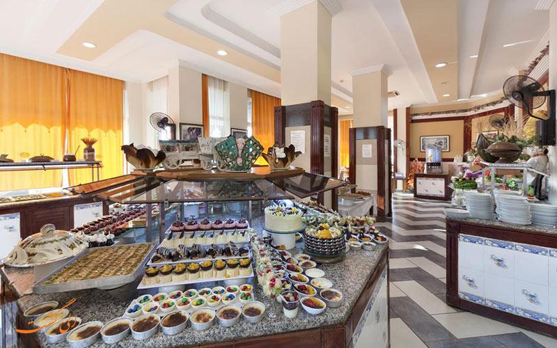هتل کریستال بدروم | رستوران