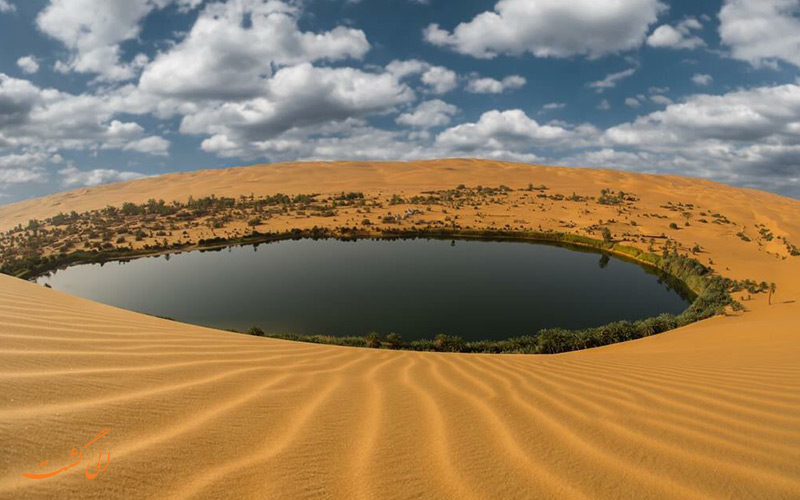 دریاچه گابرون