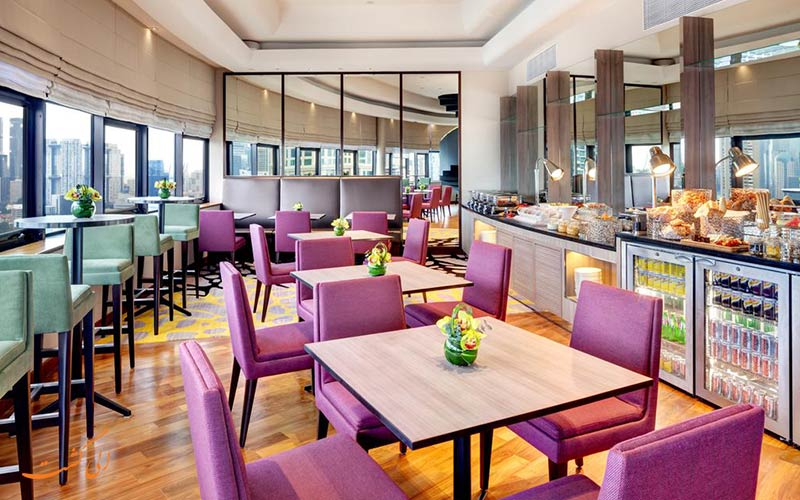 هتل هالیدی این اتریوم سنگاپور | رستوران