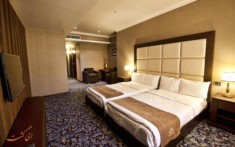 هتل نشنال ایروان | نمونه اتاق