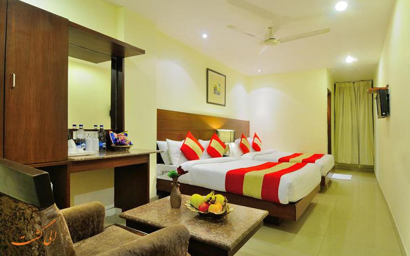 هتل د راج دهلی | اتاق