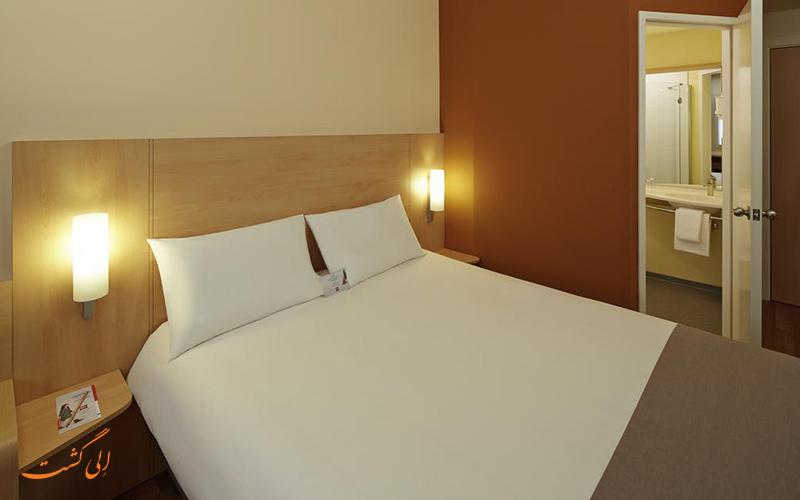 هتل ایبیس ازمیر آلسانکاک | اتاق دبل