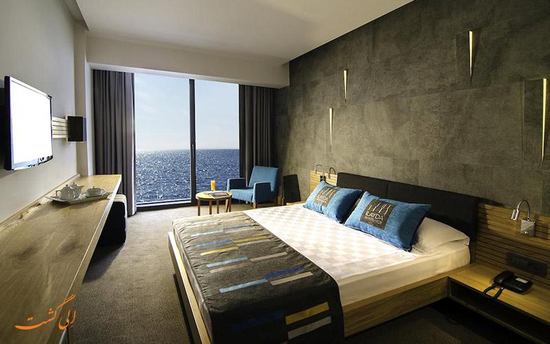 هتل ایلایدا آوانتگارد کوش آداسی | نمونه اتاق