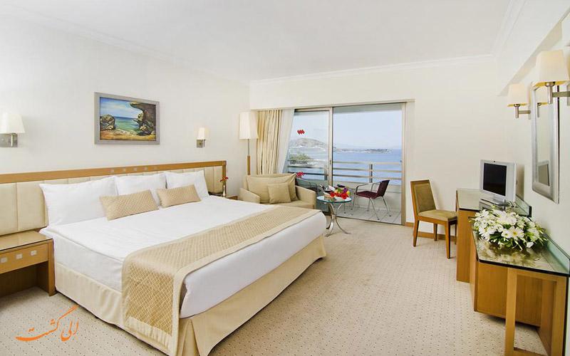 هتل کرومار دلوکس | اتاق