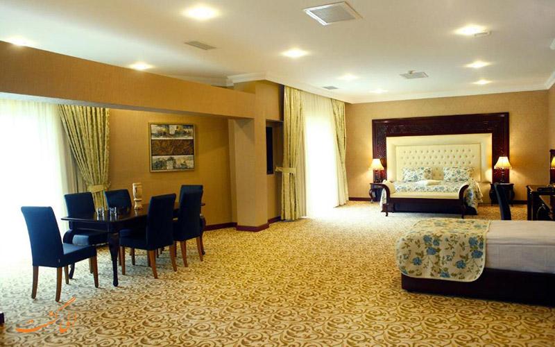 هتل مدرن باکو | سوئیت
