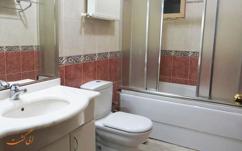 هتل اوزیلهان آنکارا | سرویس بهداشتی