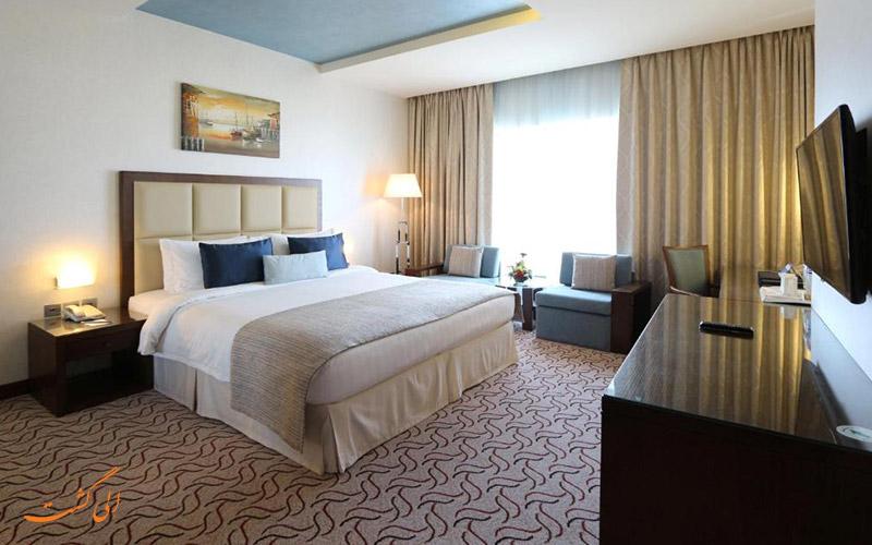 هتل سامایا دیره دبی | اتاق