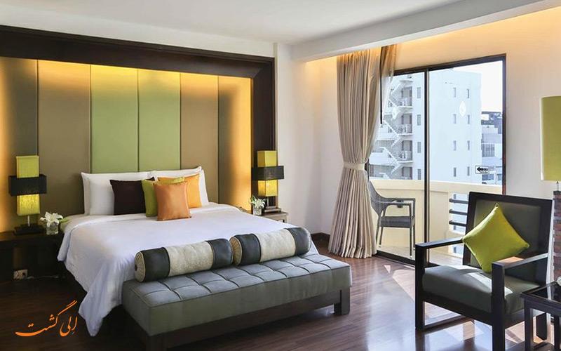 هتل سان بیم پاتایا | نمونه اتاق