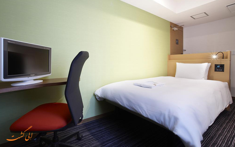 هتل د ب ایکه بوکورو توکیو | نمونه اتاق سینگل