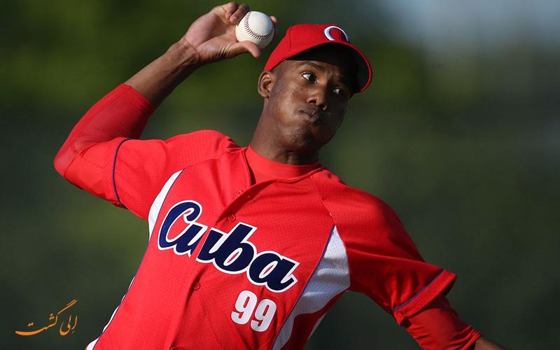 بیسبال کوبا