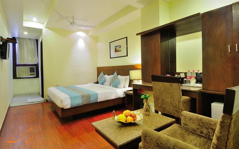 هتل د راج دهلی | اتاق دبل
