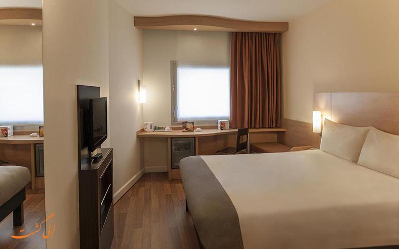 هتل ایبیس ازمیر آلسانکاک | اتاق