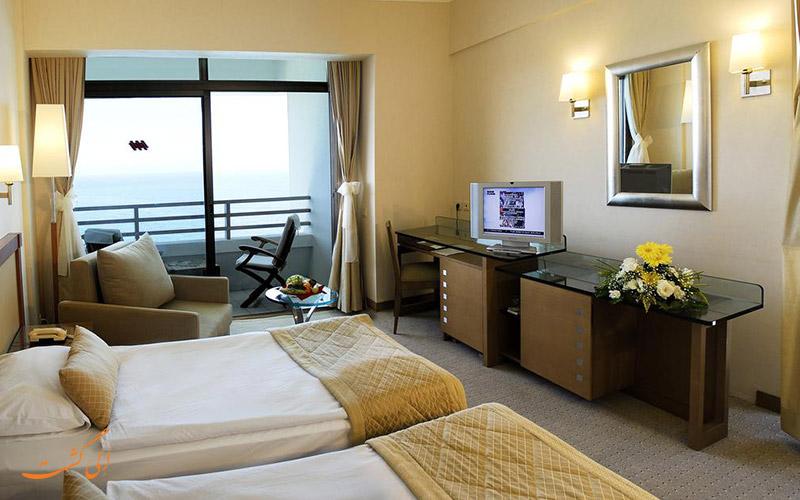 هتل کرومار دلوکس | نمونه اتاق