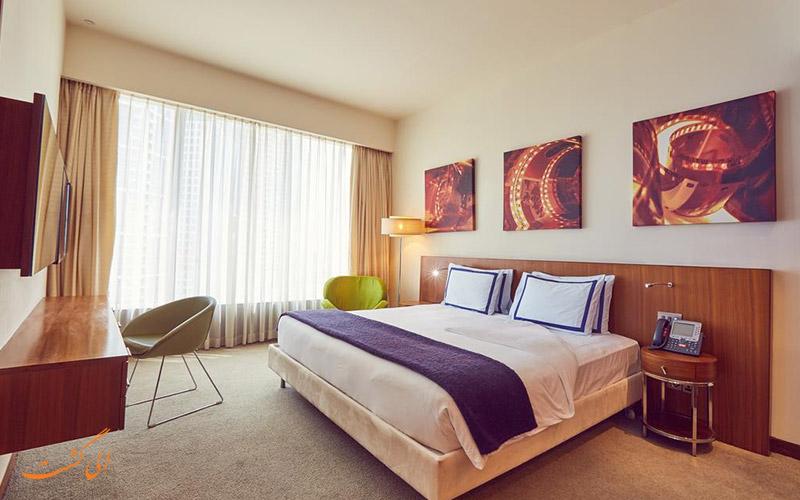 هتل مدیا وان دبی | اتاق