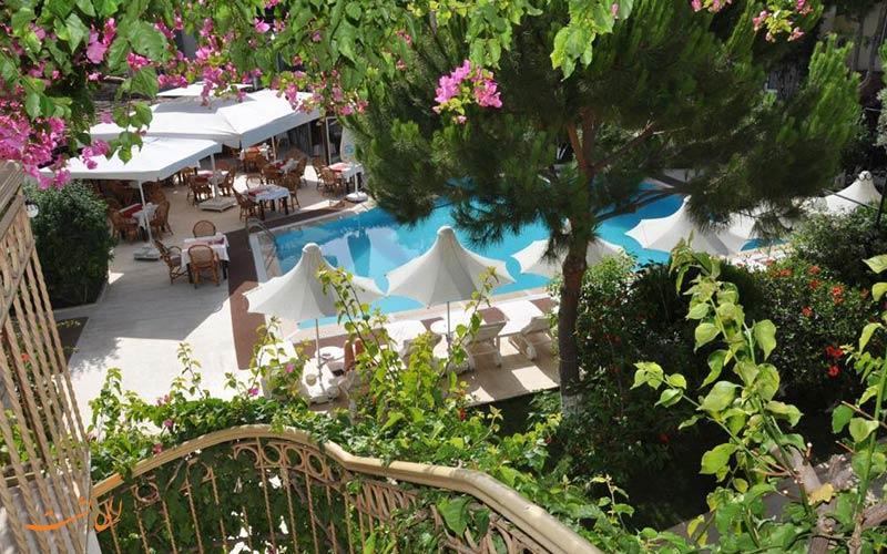 هتل مون شاین بدروم ترکیه