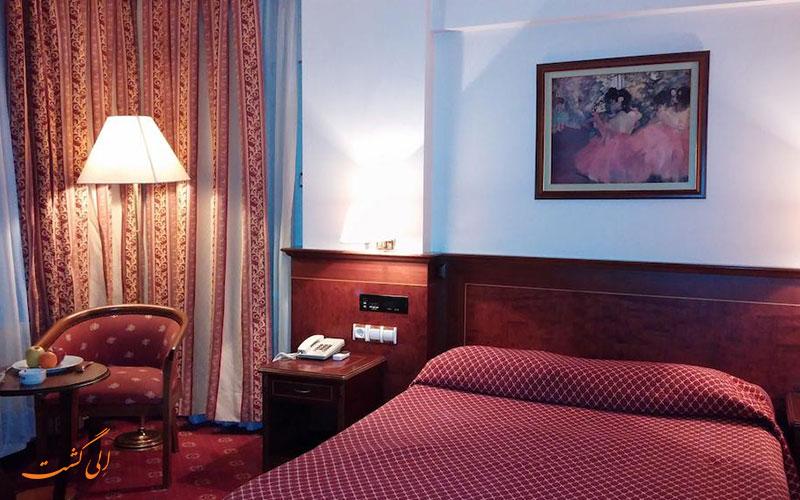 هتل اوزیلهان آنکارا | نمونه اتاق
