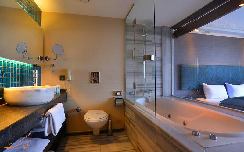 هتل پرا تولیپ استانبول | حمام