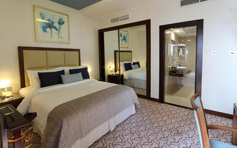 هتل سامایا دیره دبی | نمونه اتاق