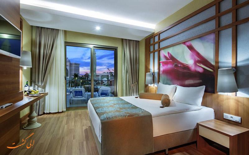 هتل زافیرا دلوکس آلانیا | اتاق