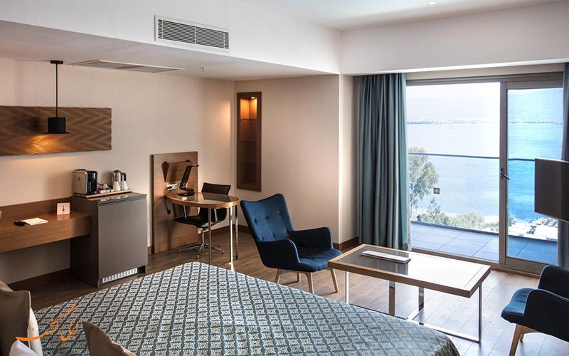 هتل آمارا سی لایت کوش آداسی | نمونه اتاق