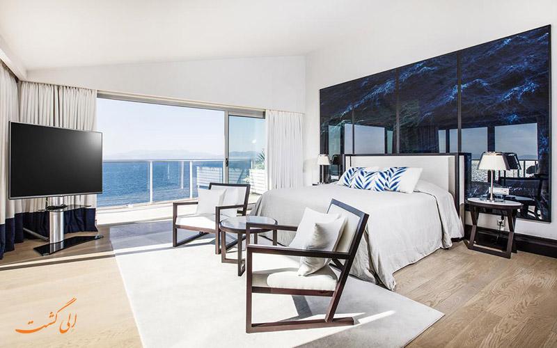 هتل کاریزما دلوکس کوش آداسی | اتاق
