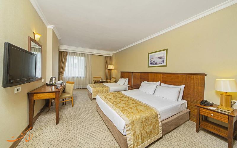 هتل گرند اوزتانیک استانبول | اتاق